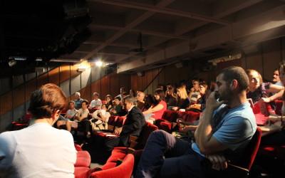 OTVARANJE MANIFESTACIJE ''DANI IZRAELSKOG FILMA''