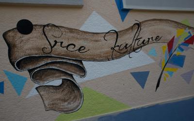 Mural u čast jubileja 50 godina KIC-a