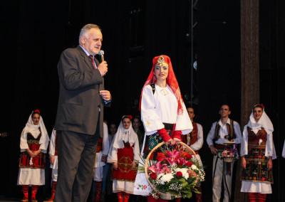 GODIŠNJI KONCERT FOLKLORNOG ANSAMBLA KIC-a ''BUDO TOMOVIĆ''