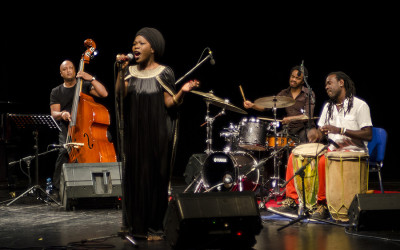 Jacques Schwarz-Bart & Jazz Racine Haiti 15.VI 2015 2
