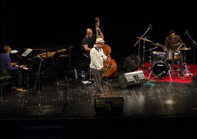 Jacques Schwarz-Bart & Jazz Racine Haiti 15.VI 2015