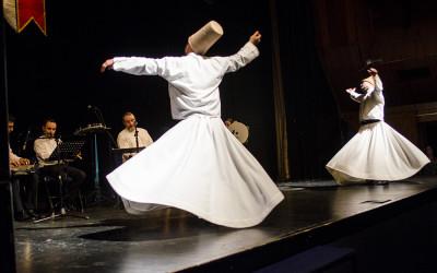 Muzika i ples derviša 9.VI 2015