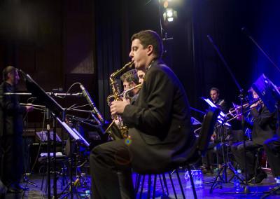 Novosadski Big Band 28.IV 2015