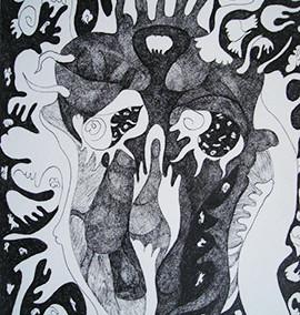 Izložba crteža mr Danijele Marković copy