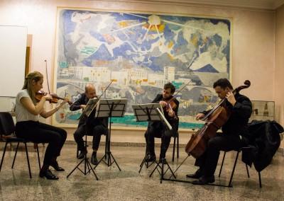 Koncert Gudačkog kvarteta Beogradske filharmonije