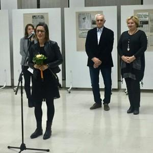 U ime Kulturnog centra Novog Sada obratila se i Aleksandra Božović