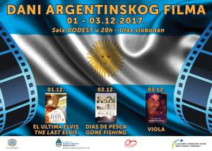 plakat DANI ARGENTINSKOG FILMA3