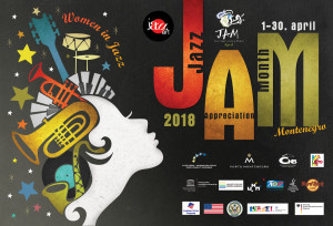 JAM 2018 poster
